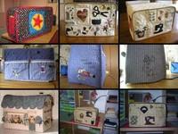 Чехол для швейной машины своими руками