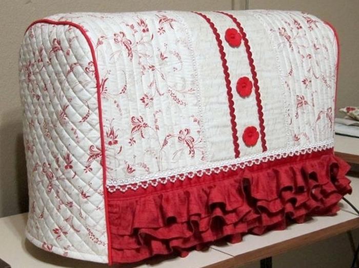 1b11aadcadde Чехол для швейной машины своими руками | Швейная машина