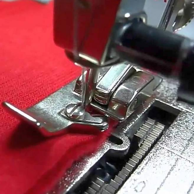 Шить трикотаж на обычной швейной машине