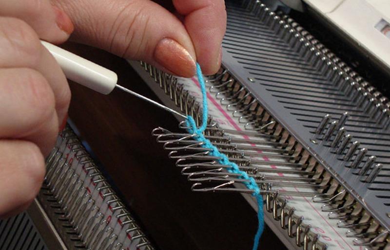 вязальная машина для начинающих швейная машина