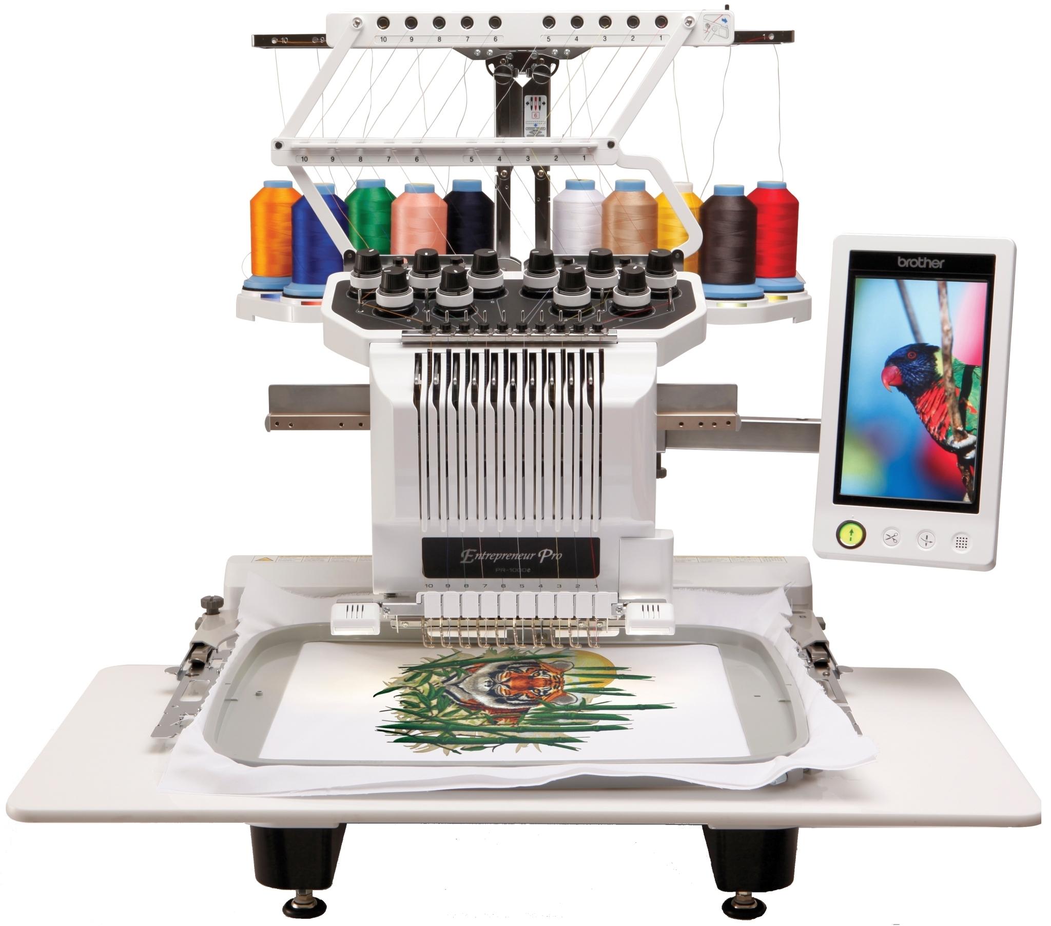 Вышивальные машины для фотостежка